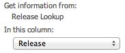 ReleaseLookup
